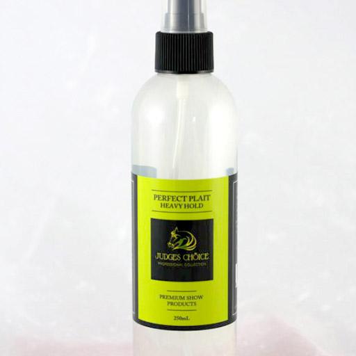 Perfect Plait HeavyHorse Plaiting Spray, 250ml