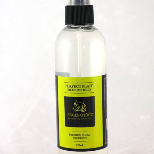 Perfect Plait Medium Horse Plaiting Spray, 250ml