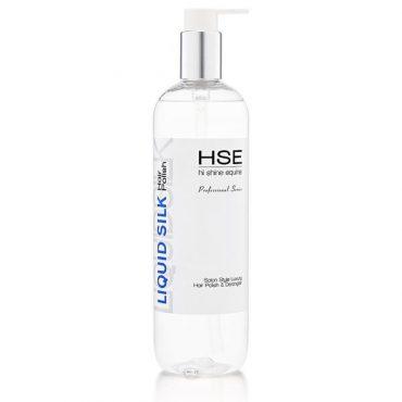 HSE Liquid silk serum horse hair detangler and polish