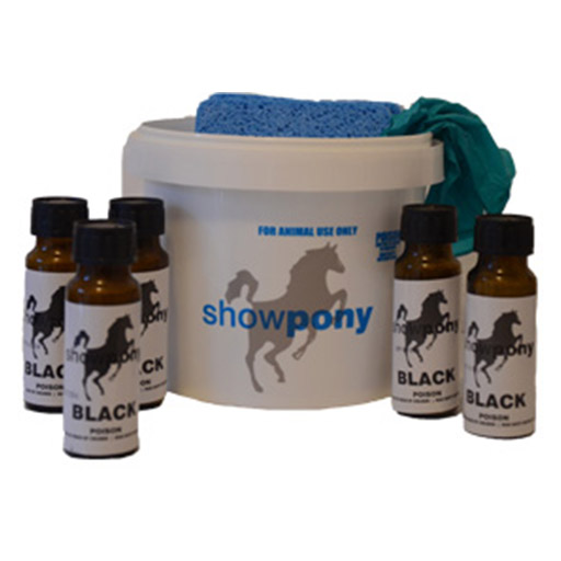 Showpony horse colour hack kit